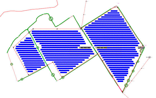 solar farm shirebrook